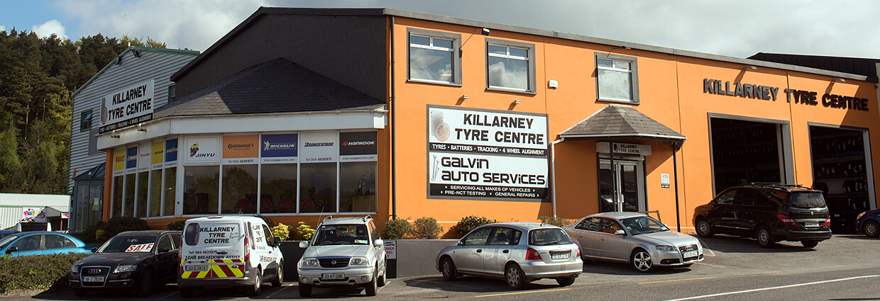 Contact Killarney Tyre Centre
